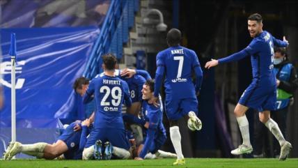 Chelsea vence al Real Madrid y jugará la final de Champions