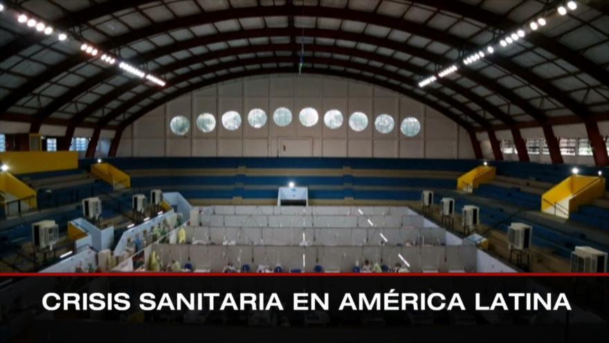 Contra ocupación israelí. Sanciones de EEUU. COVID-19 en América Latina - Boletín: 21:30 - 05/05/2021