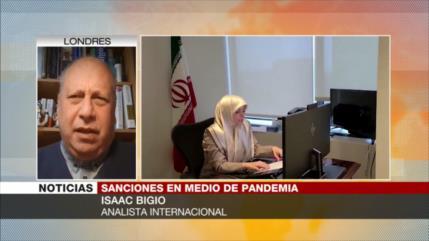 """""""Las sanciones, en el fondo, golpean a los propios sancionadores"""""""