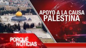 El Porqué de las Noticias: Día de Al-Quds. Represión en Colombia. COVID-19 en Brasil
