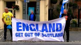 Independentistas escoceses buscan la mayoría en referéndum