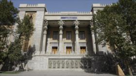 Irán pide al mundo actuar para poner fin a la ocupación israelí
