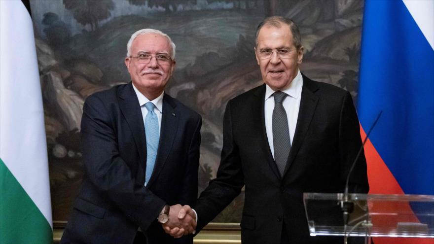 Palestina pide a Rusia presionar a Israel para comicios en Al-Quds