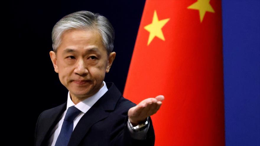 China arremete contra el G7 por su apoyo al separatismo en Taiwán