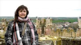 Israel encarceló a activista española en prisión de hombres