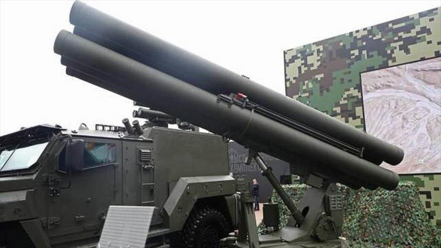 Por 1ª. vez Rusia podría haber empleado arma hipersónica en Siria