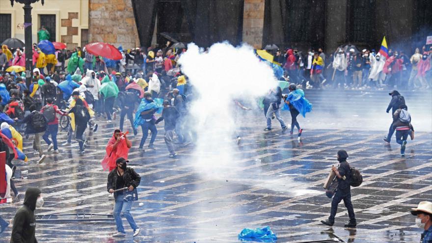 Escala la violencia en Colombia durante homenaje a las víctimas   HISPANTV