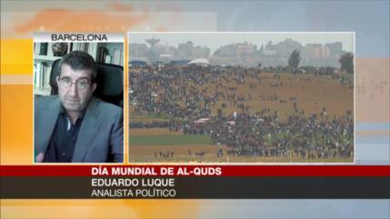 Analistas abordan el Día Mundial de Al-Quds: Parte 1