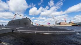 "Armada de Rusia recibe submarino nuclear ""más moderno del mundo"""