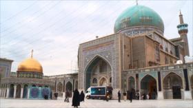 Iraníes se solidarizan con los palestinos en Día Mundial de Al-Quds