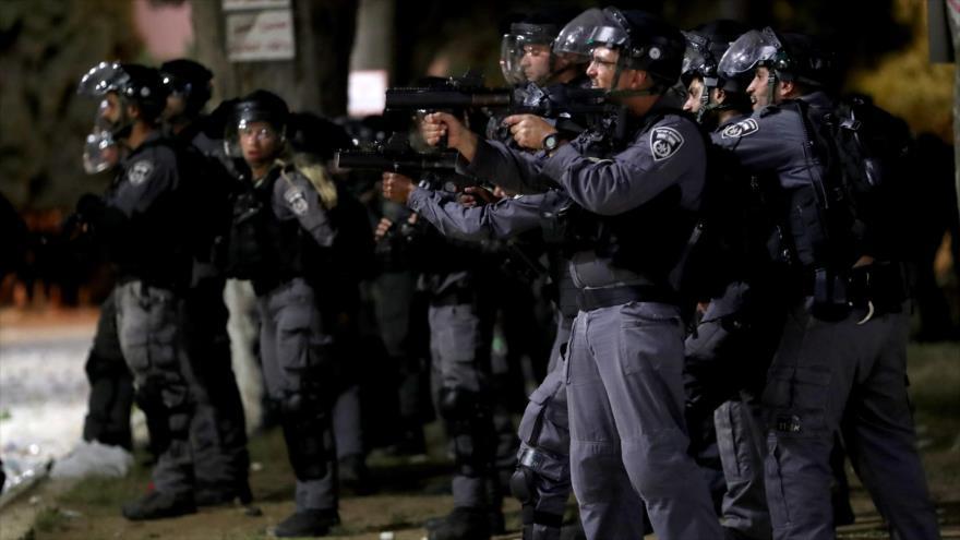 Fuerzas israelíes hieren a 178 palestinos en choques en Al-Quds | HISPANTV