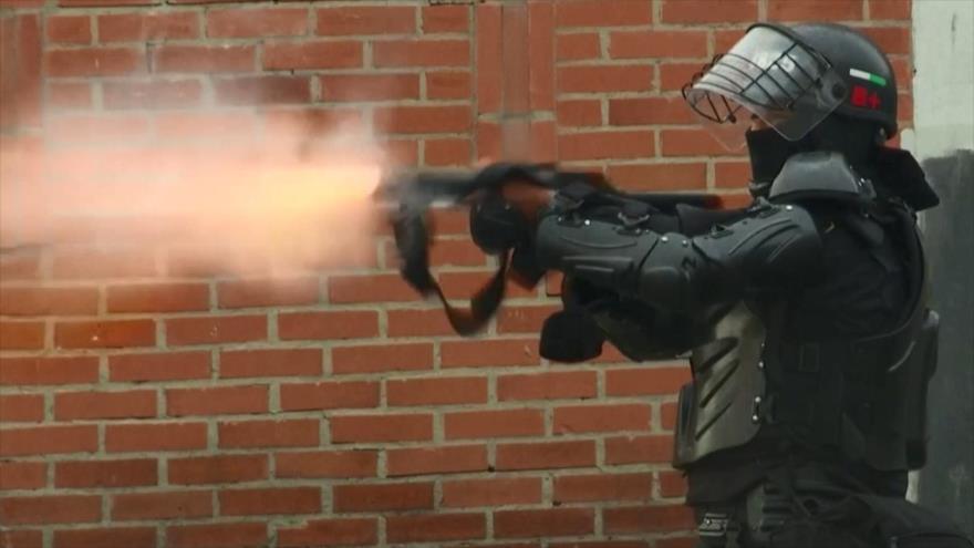 Caso palestino. Día Mundial de Al-Quds. Violencia en Colombia - Boletín: 21:30 - 07/05/2021