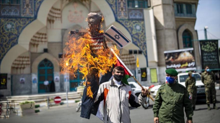 Día de Al-Quds, iniciativa del Imam Jomeini para destruir a Israel   HISPANTV