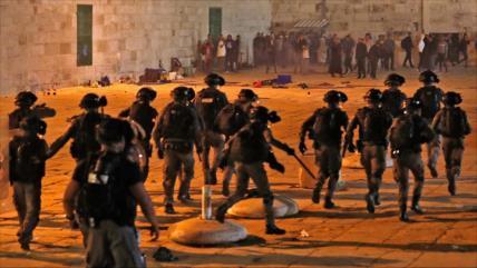 Palestina pide sesión urgente de CSNU por ataque israelí a Al-Quds