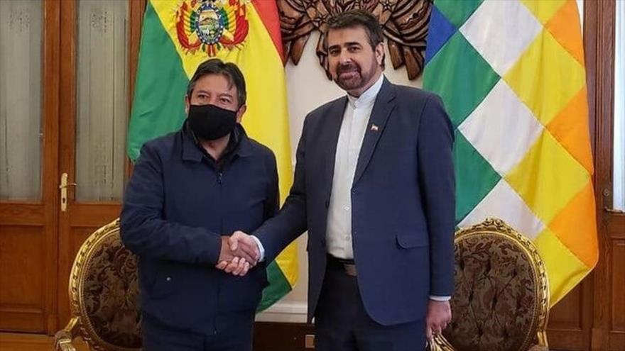 Irán y Bolivia abogan por profundizar las cooperaciones bilaterales | HISPANTV