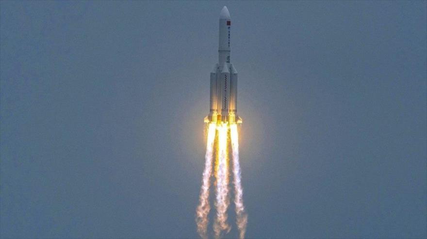 Informe: Las tensiones entre China y EEUU se trasladan al espacio | HISPANTV
