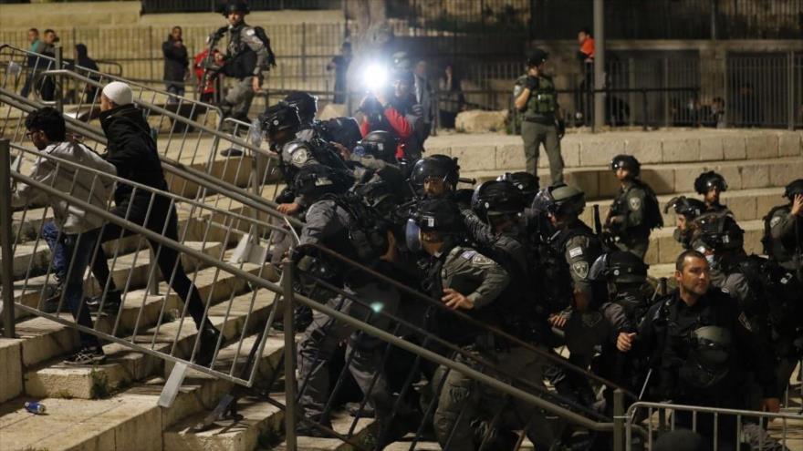 Israel eleva alerta por el llamado a acudir en la Mezquita Al-Aqsa | HISPANTV