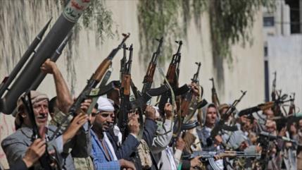 Ansarolá: Cesaremos operaciones cuando cese la agresión saudí