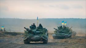 Rusia impidió ataque de 200 tanques de Ucrania sobre Donbás