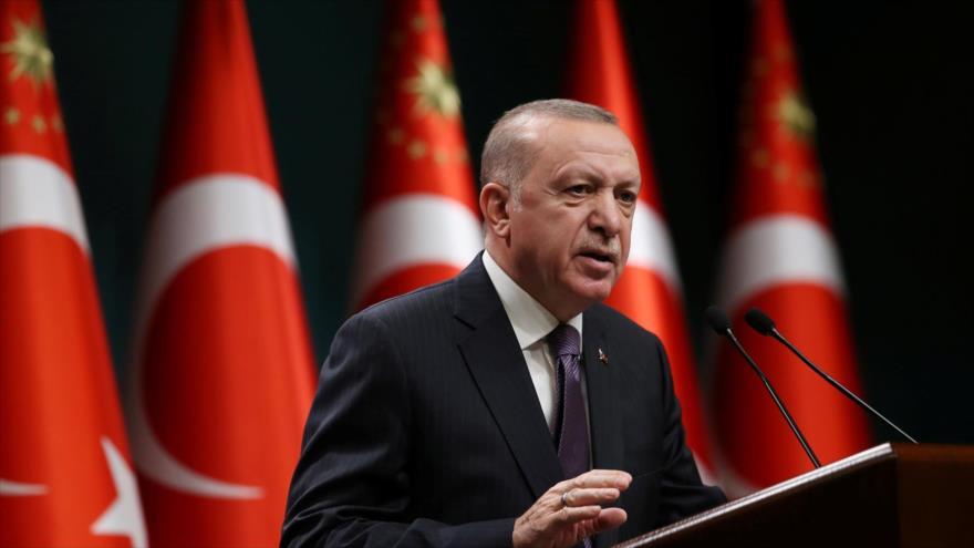 """Erdogan tilda a Israel de un régimen """"terrorista cruel"""""""