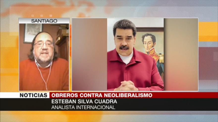 Silva: Maduro llama a luchar contra el capitalismo salvaje