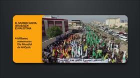 PoliMedios: El mundo grita: Jerusalén es Palestina