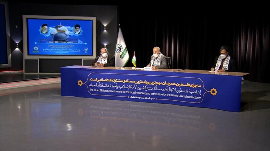 Irán celebra conferencia virtual sobre Día Mundial de Al-Quds
