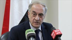 Siria condena política hostil de EEUU en su contra