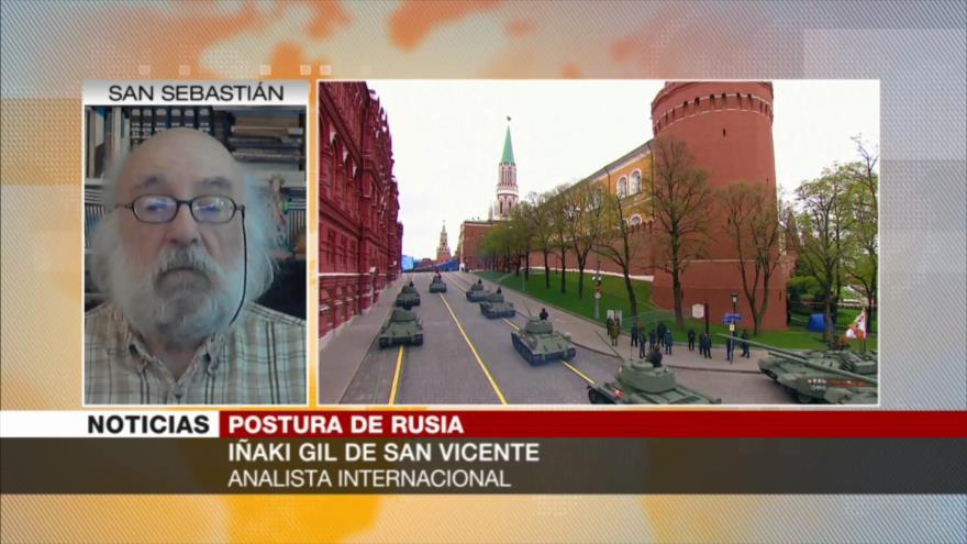 Gil: Presiones de EEUU no tienen impacto alguno en Rusia