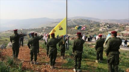 Hezbolá eleva su preparación de combate ante maniobras de Israel