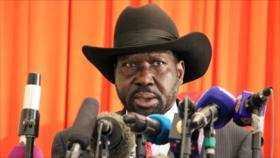 Presidente de Sudán del Sur ordena la disolución del Parlamento