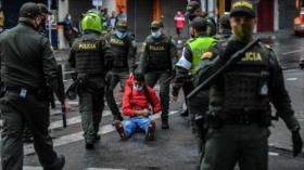 Papa Francisco, preocupado por violencia en Colombia