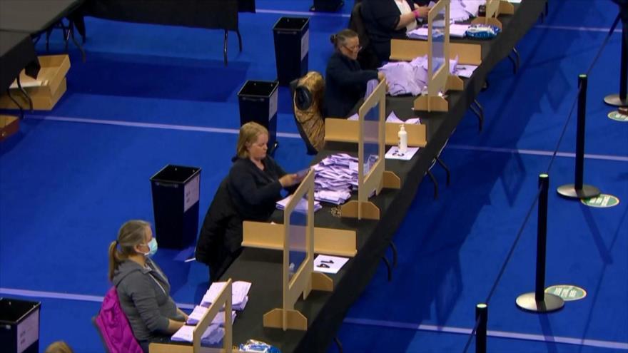 Reino Unido debe otorgar permiso legal formal a nuevo referéndum