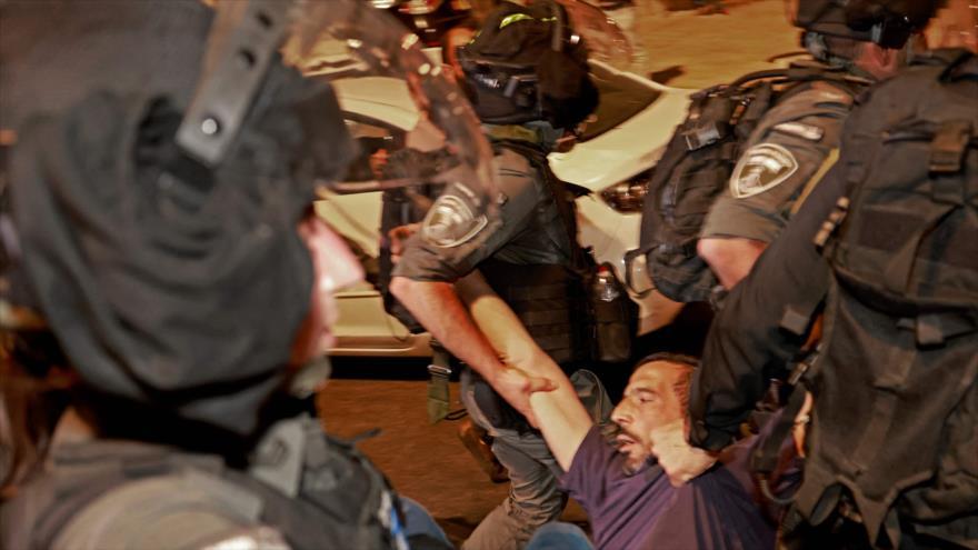 """Siria condena comportamiento """"bárbaro"""" de Israel contra palestinos"""