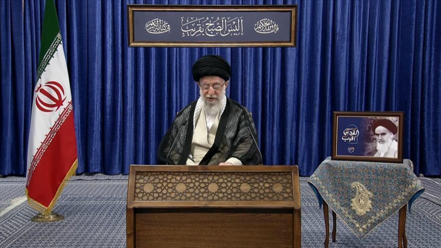 Seminario Al-Quds en Irán. Putin victoria. Colombia en crisis - Boletín: 21:30 - 09/05/2021