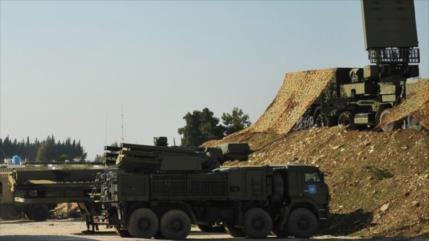 Sistema de guerra electrónica ruso frustra ataque israelí en Siria
