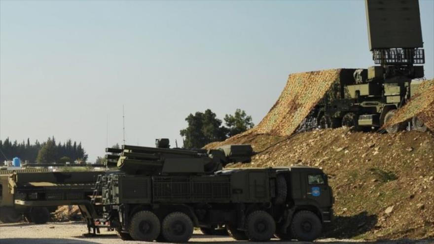 Sistema de guerra electrónica ruso frustra ataque israelí en Siria | HISPANTV