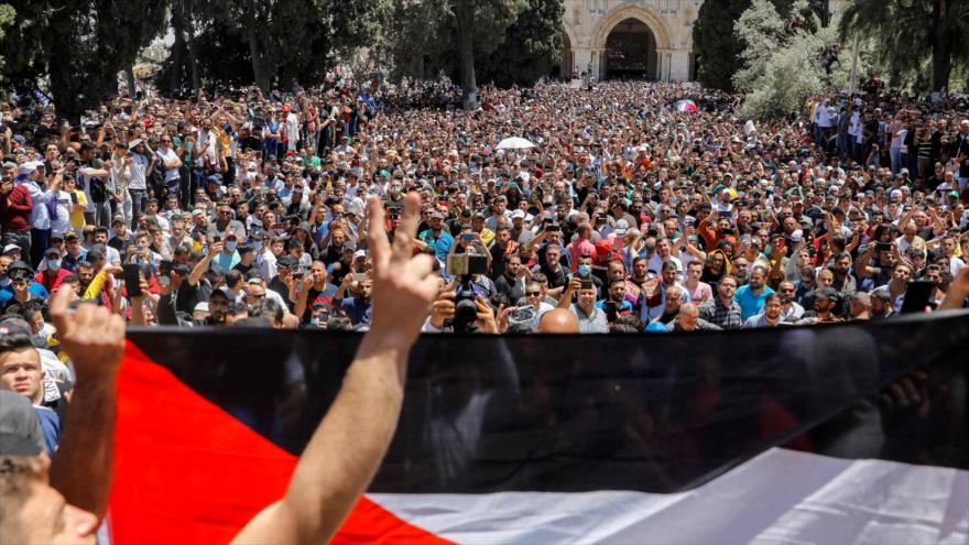 HAMAS advierte: Israel pagará un alto precio por agredir Al-Aqsa