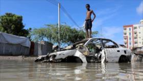 ONU: 25 personas mueren por lluvias torrenciales en Somalia