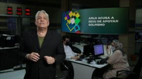Buen día América Latina: AMLO acusa a EEUU de apoyar golpismo