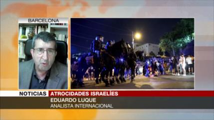 """""""Gobiernos europeos deben aplicar medidas concretas contra Israel"""""""