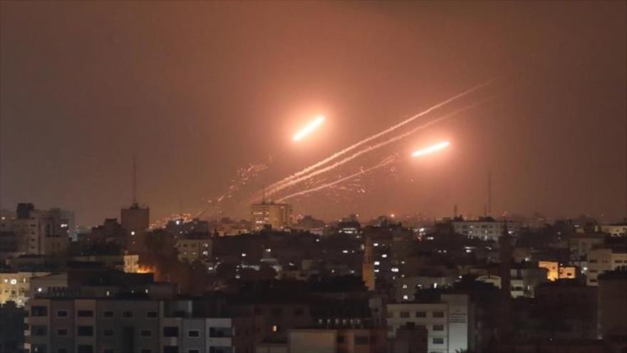 Israel, bajo lluvia de misiles: Hay al menos 4 israelíes muertos | HISPANTV