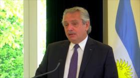 Fernández llama a cambiar reglas del sistema financiero mundial