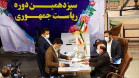 Arranca en Irán proceso electoral para presidenciales de 2021