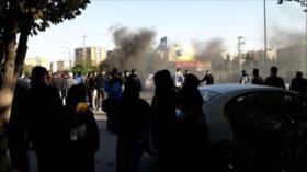 Revelado: El Reino Unido, detrás de ataque a consulado de Irán