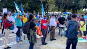 Guatemala continúa en una constante de corrupción