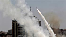 """HAMAS lanza 137 cohetes contra Israel en """"solo cinco minutos"""""""
