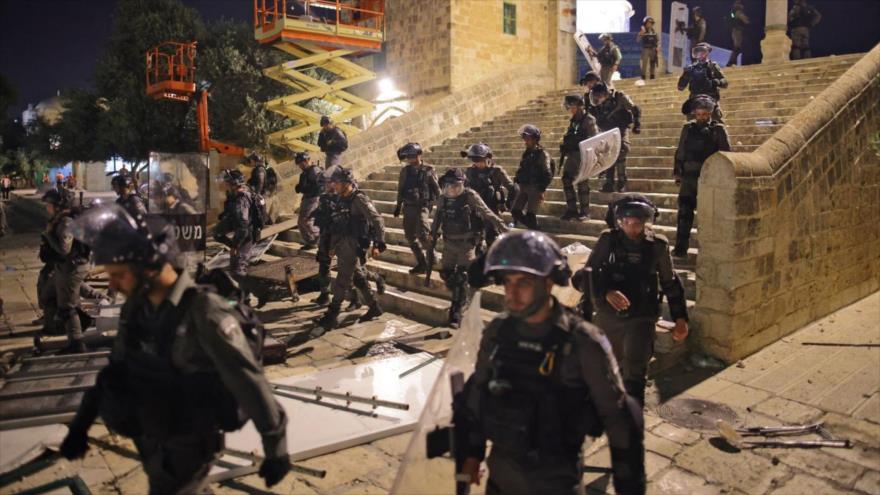 Mundo condena ataques israelíes contra protestas de palestinos   HISPANTV