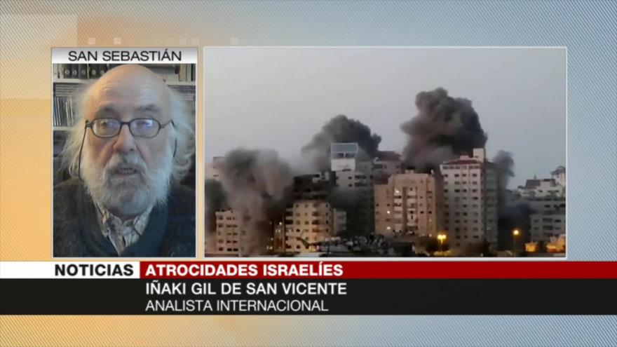 San Vicente: Existencia de Palestina depende de su resistencia