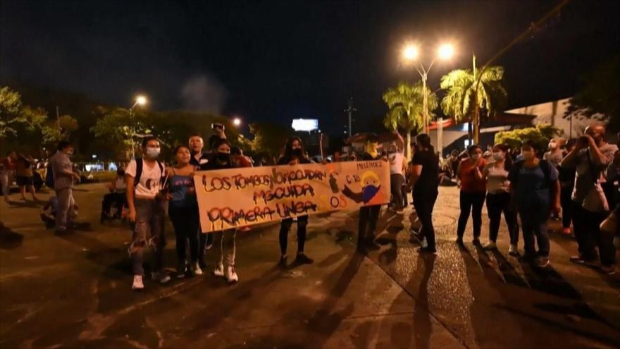 Colombia en impasse: Convocan nuevas marchas para este miércoles